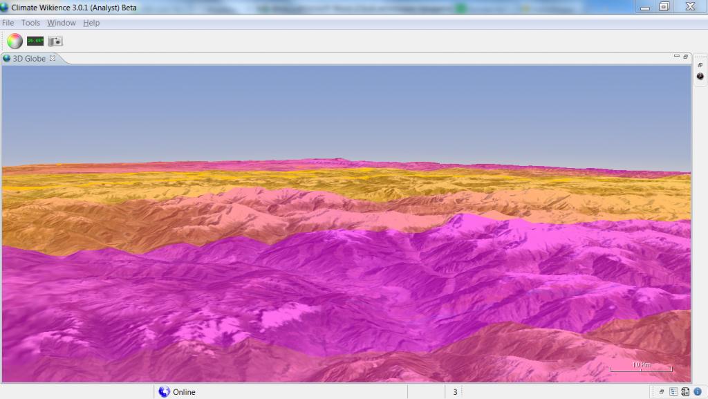 Wikience-3D-DEM-Himalayas
