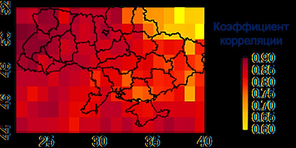 wikience_omi_modis_Ukraine_correlation