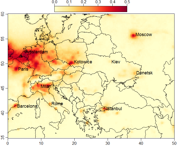 Wikience_NO2_EUROPE_AIR_POLLUTION_RISK_EN